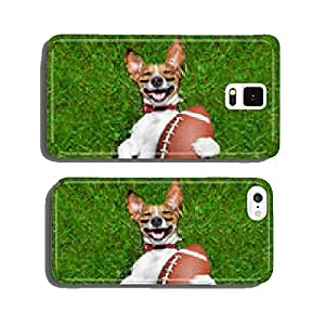 american football dog cell phone cover case iPhone5