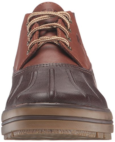 Sperry Top-Sider Mens Fowl Weather Chukka Rain Boot Brown