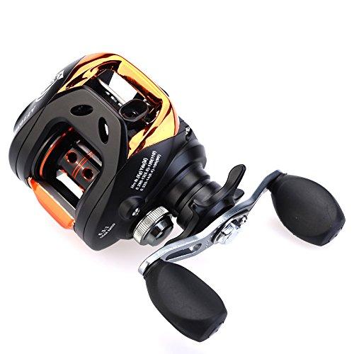 cisno-11bb-631-10-1bb-ball-bearings-right-hand-bait-casting-fishing-reel-bait-casting-reels-black