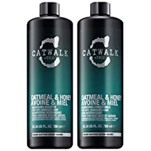 Oatmeal & Honey by TIGI Catwalk Oatmeal & Honey Tween Set - Shampoo 750ml & Conditioner 750ml 750ml