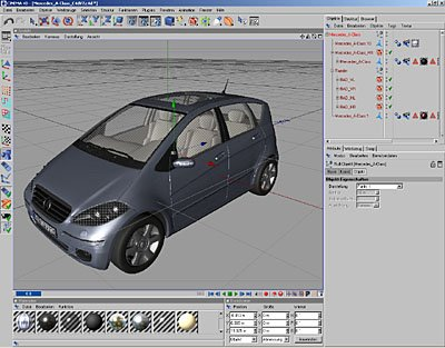 Dosch 3d Cars 2005 V1 1