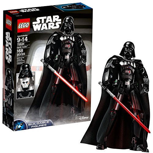 LEGO Star Wars Darth Vader Building Kit Only $21.53
