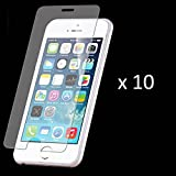 Plastic Screen Protector with cleaning cloth (10 Pack) - Best Reviews Guide