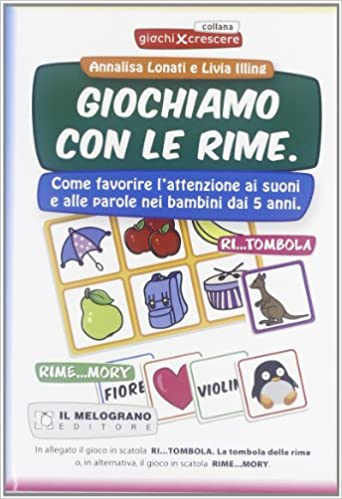 Amazon It Giochiamo Con Le Rime Ri Tombola Come Favorire L