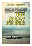 Front cover for the book The Snow People by Marie Herbert
