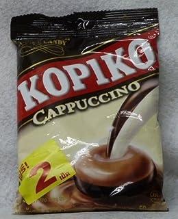 Kopiko Fuerte ricos dulces de café capuchino 150g