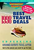 Consumer Reports Best Travel Guide 1998, Ed Perkins, 0890438951
