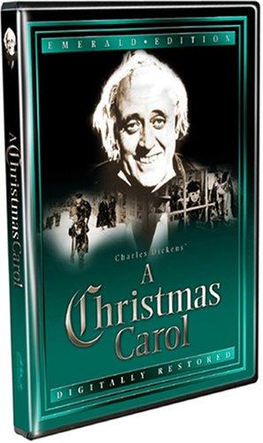 A Christmas Carol (Emerald Edition) Alastair Sim Jack Warner Kathleen Harrison Mervyn Johns