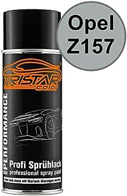 Tristarcolor Autolack Spraydose Für Opel Z157 Starsilber Iii