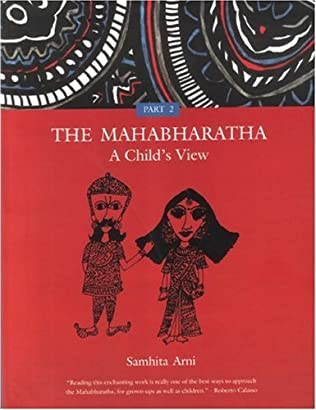 book cover of The Mahabharatha: A Childs View