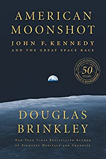 Book Cover: American Moonshot: John F. Kennedy and the Great Space Race