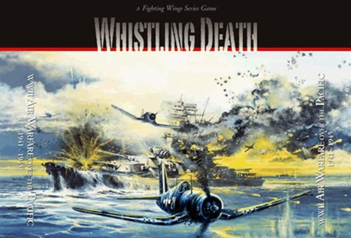 whistling death board game - 1