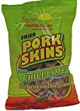 Fried Pork Skins Clili-lime 6 Packages