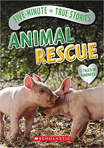 Image result for five minute stories animal rescues amazon