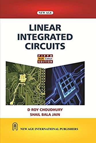 linear integrated circuits 2018 19 session amazon in choudhary d rh amazon in