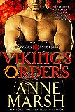Viking's Orders: Paranormal Shifter Biker Romance (Warriors Unleashed Book 1)