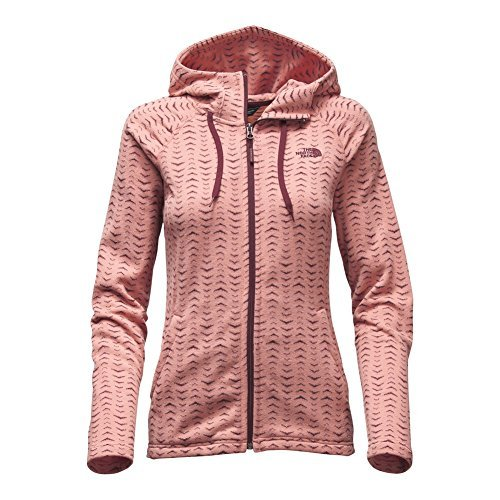 North Face Women's Novelty Mezzaluna Hoodie (X-Small, Dee...