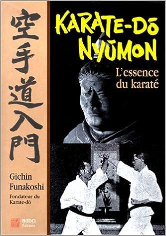 Lire en ligne Karaté-do nyumon : l'essence du karaté pdf, epub