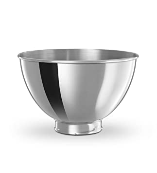 Amazon.com: Kitchenaid RK3SB for K45 Mixer Stainless Steel Bowl - 3 on kitchenaid k45 attachments, kitchenaid model k45, kitchenaid k45 repair, kitchenaid bowl k45, kitchenaid k45ss bowl, kitchenaid k45 classic,
