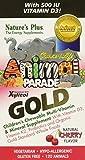 Nature's Plus - Animal Parade GOLD Children's Chewable Multi - Cherry Flavor, 120 Count