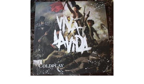 Coldplay Viva La Vida Album Cover Poster Giclée