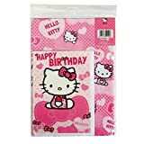 Hello Kitty Wrapping Paper With Birthday Card And Gift Tag