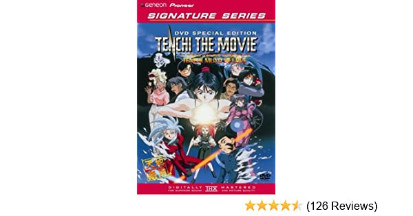 Amazon.com: Tenchi The Movie - Tenchi Muyo! In Love (Geneon Signature Series): Matt K. Miller, Megumi Hayashibara, Yuri Amano, Takeshi Aono, Petrea Burchard ...