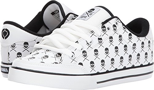 Circa Men's AL50 White/Skull Shoe