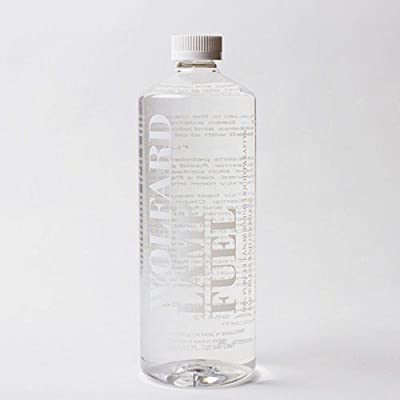 Wolfard Glass Lamp Oil - Quart Size: Home Improvement