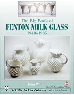 Most valuable milk glass pieces