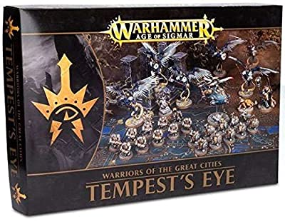 Warriors of the Great Cities: Tempest's Eye from Warhammer