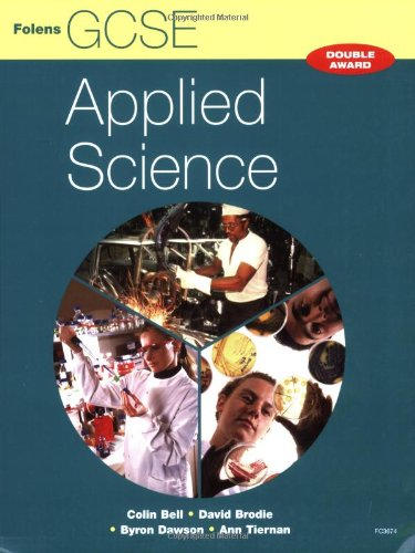Download GCSE Applied Science: OCR, AQA and EDEXCEL Student Book ebook