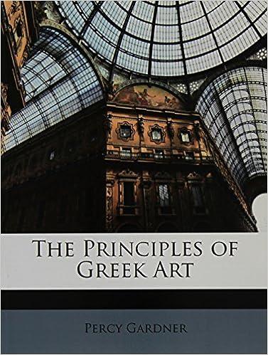 Book The Principles of Greek Art