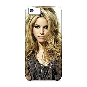 Scratch Protection Hard Phone Cases For Apple Iphone 5c With Support Your Personal Customized Trendy Shakira Singer Skin AshtonWells