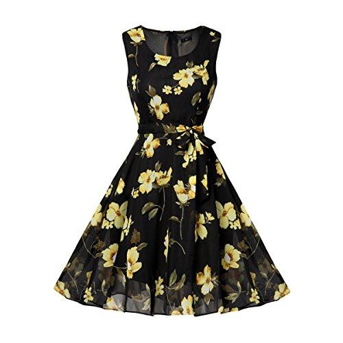 60s style mini dress - 1