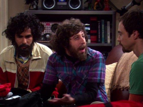 tv big bang theory - 7