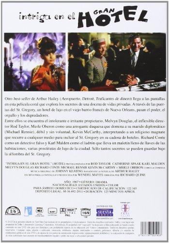 Intriga en el gran hotel [DVD]: Amazon.es: Rod Taylor ...