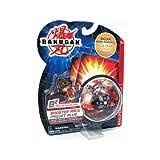 Bakugan Battle Brawlers Booster Pack B2 BAKUPEARL Series Black Wormquake by Bakugan