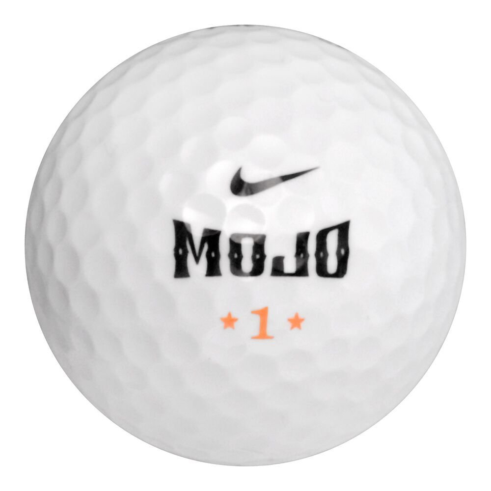 96 Nike MOJO - Mint (AAAAA) Grade - Recycled (Used) Golf Balls