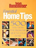 Essential Home Tips, Creative Publishing International Editors, 0865737746
