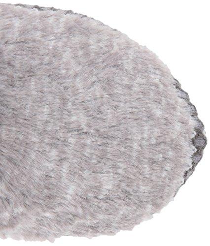 Dearfoams Women's Pile Foldown Boot Grey Frost 8cxzWL