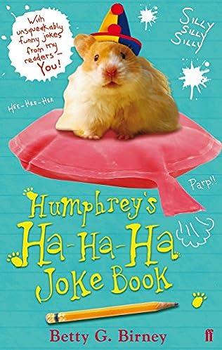 book cover of Humphrey\'s Ha-Ha-Ha Joke Book