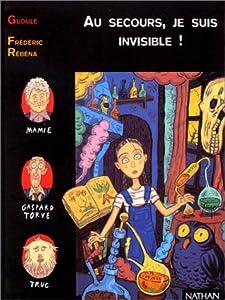 """Afficher """"Au secours, je suis invisible!"""""""