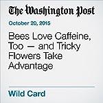 Bees Love Caffeine, Too — and Tricky Flowers Take Advantage | Rachel Feltman