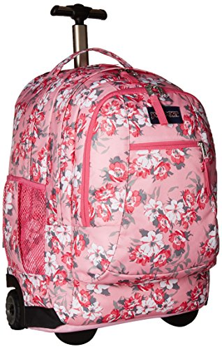 JanSport Unisex Driver 8 Prism Pink Pretty Posey One Size by JanSport