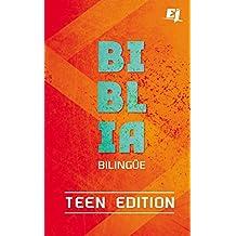 NVI/NIV Biblia bilingüe - Teen Edition