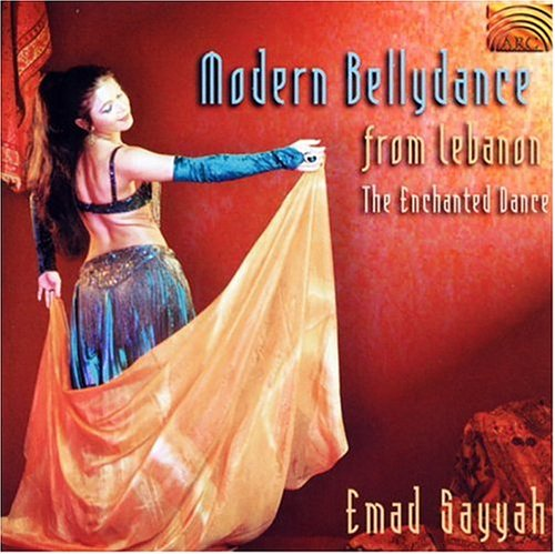 - Modern Bellydance From Lebanon: The Enchanted Dance