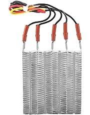 Calentador de aire de cerámica 220V 1500W PTC eléctrico Calentador de aire de cerámica PTC Elemento de calefacción Aire Funcionamiento de seguridad de calefacción Fácil Uso general (带引线)