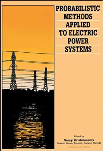 Probabilistic methods applied to electric power systems proceedings probabilistic methods applied to electric power systems proceedings of the first international symposium toronto canada 1113 july 1986 1st edition fandeluxe Choice Image
