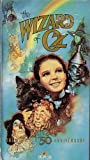 The Wizard of Oz (50th Anniversary Edition Video And Book)
